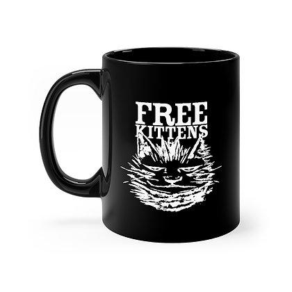 Free Kittens Mug 11oz