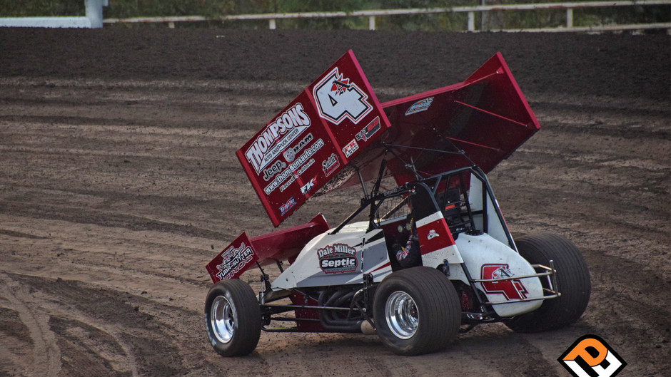 Sanders Second at Fall Nationals