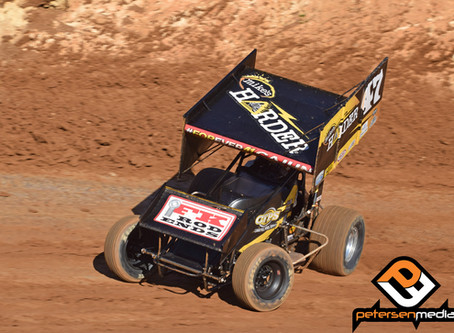 Mason Moore Fourth at Silver Dollar Speedway and Eighth at Placerville Speedway with Brian Cannon Mo