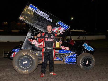 Justyn Cox and C&M Motorsports Win Silver Cup