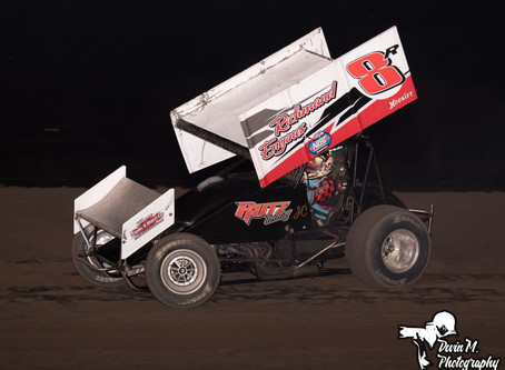 Justyn Cox Second at Tribute to GP Opener Before Engine Issues Sideline Him Saturday