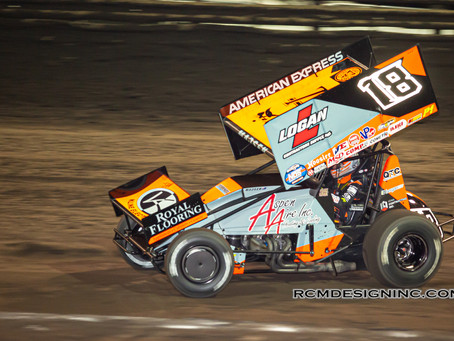 Madsen 15th at Knoxville Nationals