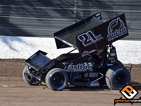 Golobic Garners Two More King of the West Podium Finishes with Tarlton Motorsports