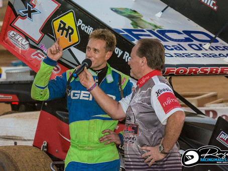 The Driver's Journal- What Motivates Multi-Time Champion Andy Forsberg