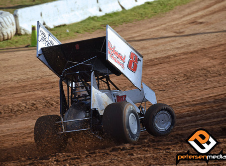 Steven Tiner Makes Season Debut at He Pilots Rutz Racing No. 8P at Placerville Speedway