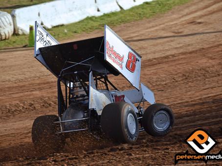 Steven Tiner Makes Season Debut at He Pilots Rutz Racing No. 8P at Placerville Speedway