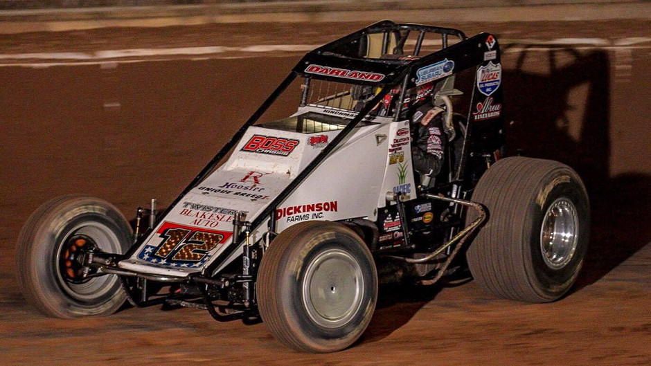 Dave Darland Second at Western World Championship