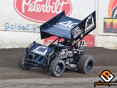 Carson Macedo Second with Tarlton Motorsports at Peter Murphy Classic
