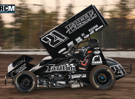 Meyers And Allard Score Top-10's at Fall Nationals With Tarlton Motorsports