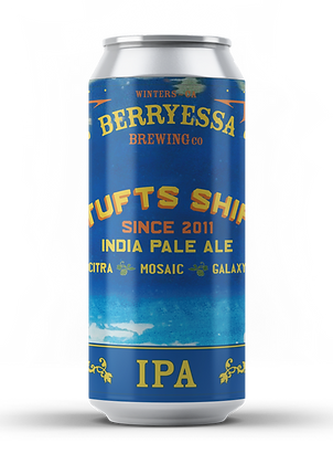 Tufts Ship IPA - 24 Pack (California Only)