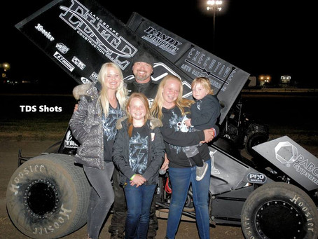 Tommy Tarlton Set For Three Race Weekend