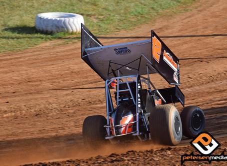 Jarrett Soares 16th at Placerville Speedway