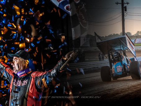 Lance Dewease and the 'Dream Team' Shine in PA with KSE Racing Products
