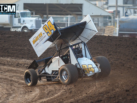 Steven Tiner Has Successful Return to Placerville Speedway