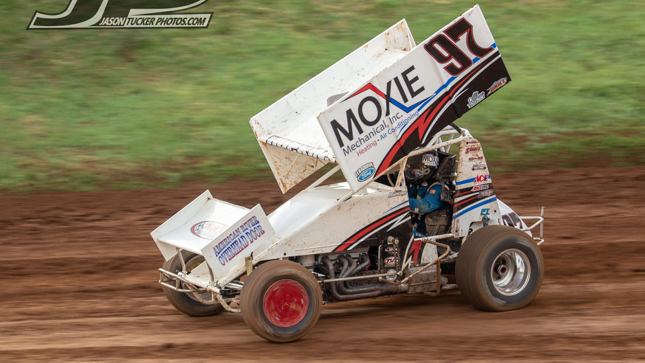 Shane Hopkins Rebounds To Finish 12th at Placerville Speedway