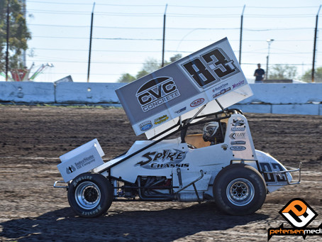Tanner Carrick 12th at Asparagus Cup Opener
