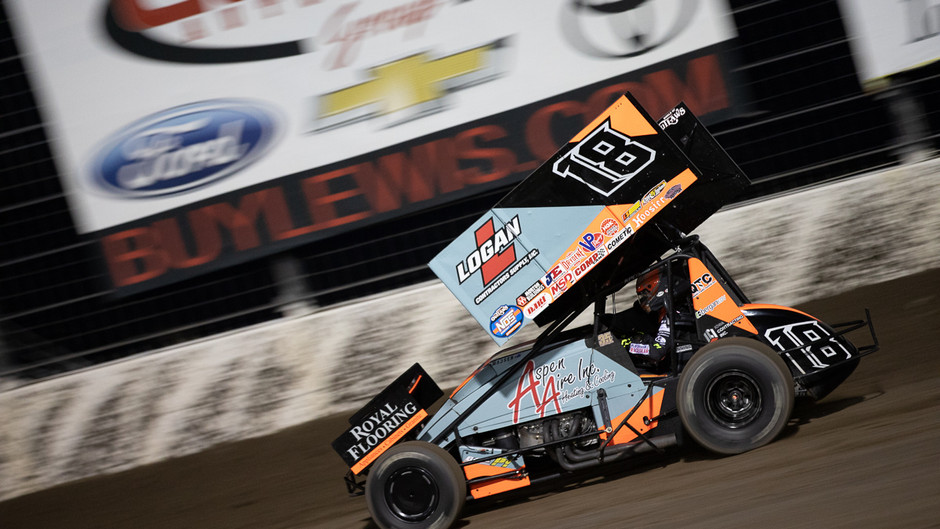 Madsen Records Pair of Dodge City Top-5's Including Second Place Run on Saturday