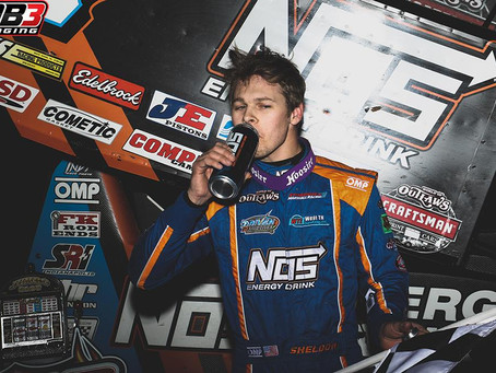 Schatz and Haudenschild Continue To Rack Outlaw Wins With KSE Racing Products