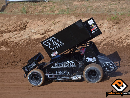 Ryan Bernal takes Over KWS Points Lead Following Runner Up Finish at Placerville Speedway