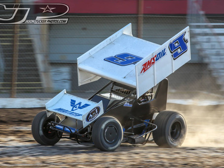 Cody Lamar Continues to Gain Ground In New Car