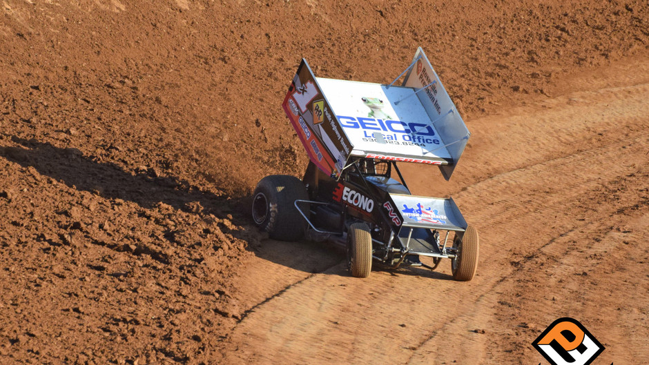Andy Forsberg Wins Both the Battle and the War; Claims 2019 Placerville Speedway Track Championship