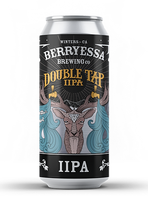 Double Tap IIPA - 24 Pack (California Only)
