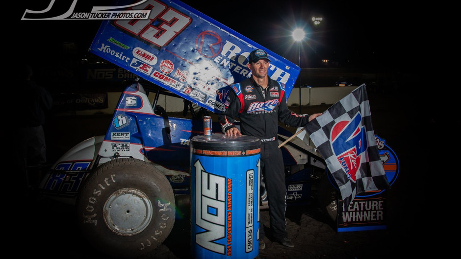 Daryn Pittman Strikes California Gold with KSE Racing Products