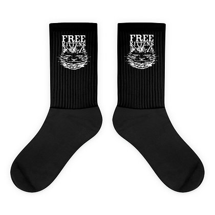 Free Kittens Socks