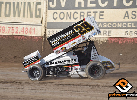 Willie Croft 13th at Peter Murphy Classic Opener with SCCT