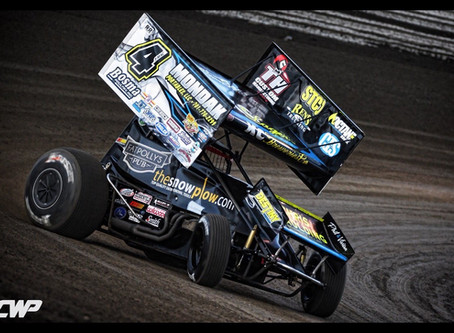 Terry McCarl Second at King of the 360 Event