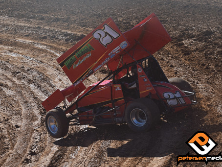 Shane Hopkins 8th at Placerville Speedway