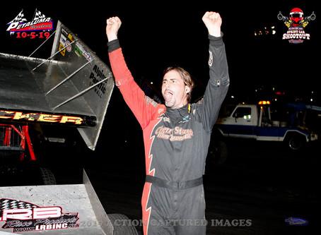Sean Becker and Monhoff Racing Dominate Adobe Cup VIII at Petaluma Speedway