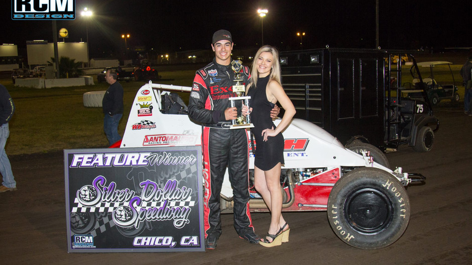 Austin Liggett and Brian Sperry Racing Sweep Weekend with Three Wins