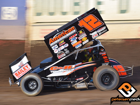 Jarrett Soares Sixth with Civil War Series During Series' First Appearance in Tulare, CA