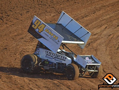 Tiner Seventh at Nor-Cal Posse Shootout Opener Before Alphabet Soup Run at the Finale