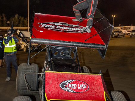 Cory Eliason Scores First Thunderbowl Win During 24th Annual Trophy Cup