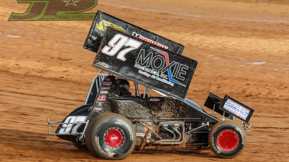 Shane Hopkins Back in Top-10 at Placerville Speedway