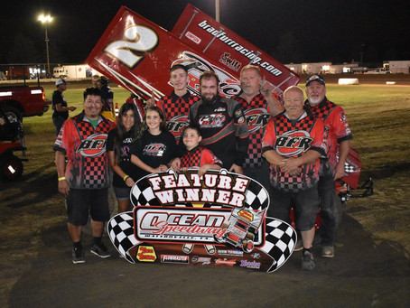 Brad Furr Finds Victory Lane For the Second Time in 2018 with Ocean Sprints Presented by Taco Bravo