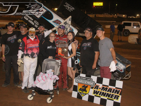 Kyle Hirst Scores 11th Win of Season During Nor-Cal Posse Shootout