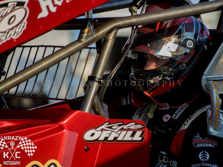 Kyle Offill Set for Rookie Campaign with King of the West Series Aboard the Famed Country Builders N