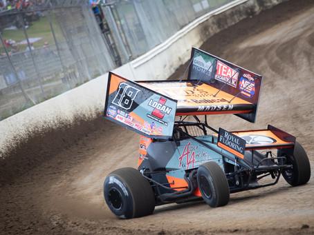 Madsen Garners Top-5 and Top-10 in Washington