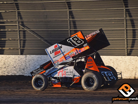 Trio of 11th Place Finishes Close West Coast Swing for Ian Madsen