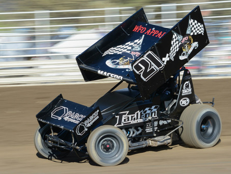 Carson Macedo Continues Strong 2014 Campaign