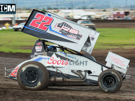 Mason Moore Fourth at Silver Dollar Speedway