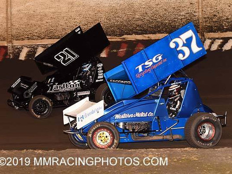 Cole Macedo 5th at Kings of Thunder Round 2