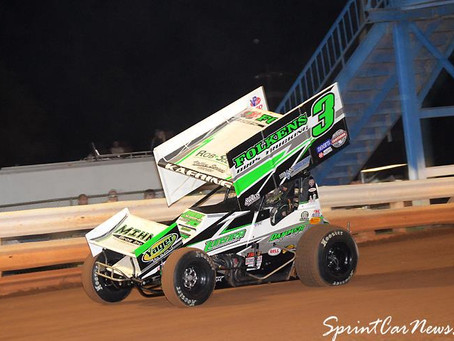 Fourth at Susquehanna Highlights Lunstra Motorsports' Trip East