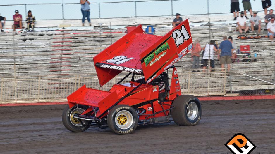 Hopkins Second at Petaluma Speedway Following Tough Trip to Chico