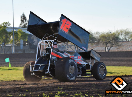 Soares Opens 2017 With 12th Place Finish in Chico, CA