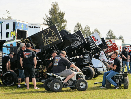 Tarlton Rallies For 13th Place Finish Sunday in Bakersfield