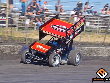 Cory Eliason Second at Petaluma Speedway